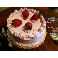 Strawberry Cake - Large